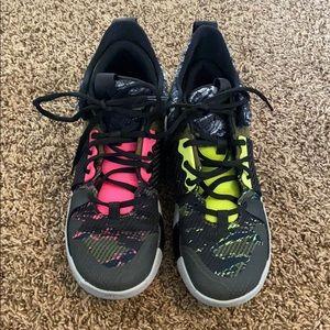 Boys Jordan Camo shoes